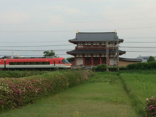 近鉄奈良線の地下化には反対すべきですよね。 あの風景は世界中どこ探してもないでしょ。 奈良県民もあれを誇りに思っているようだし。
