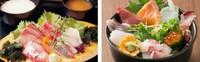 海鮮丼定食と刺身定食  どちら派ですか?