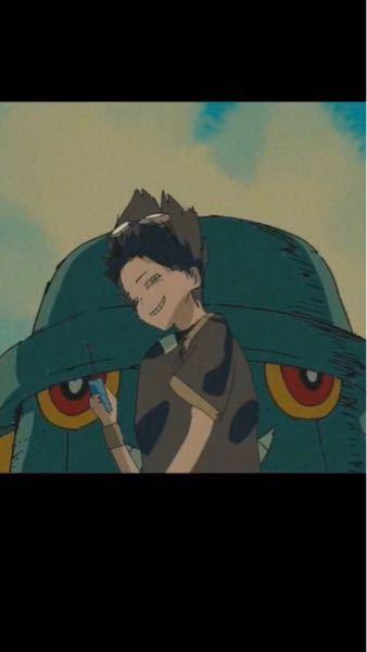 これは何というアニメでしょうか? また、この両方のキャラクターを知りたいです。 よろしくお願いします。