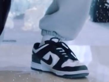 このスニーカーはナイキの何という靴ですか?