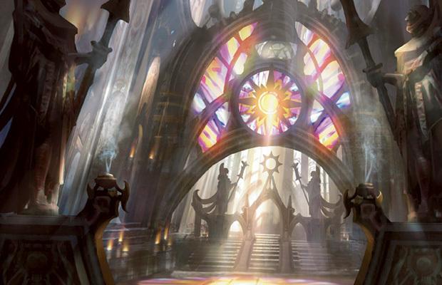 マジック・ザ・ギャザリング(MTG) 画像の絵が描かれているカード名が知りたいです。 エキスパンション?シリーズ?はなんだかわかりません。