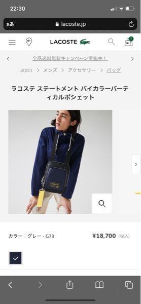 大学生彼氏の誕生日にショルダーバッグをプレゼントしようかなと考えているのですが、男性の方これ貰ったらどうでしょうか?派手すぎでしょうか? シンプルなデザインのものと迷ってます。 他におすすめのブランドがあれば教えていただきたいです。 普段はシンプルな格好やストリート系の服を着てます。