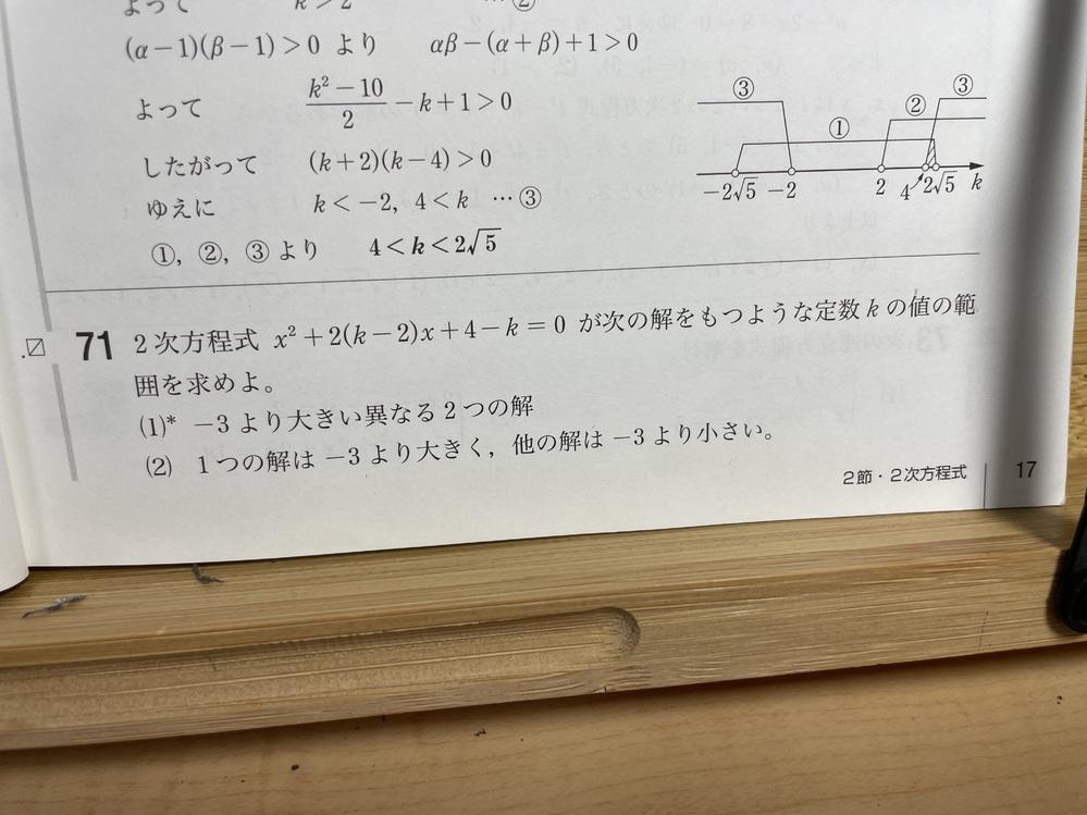 この大問の(2)なのですが、解く過程においてα+βの範囲を気にしなくてもよいのはなぜですか?