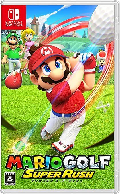 もうすぐ発売のマリオゴルフ スーパーラッシュってオンラインでも遊べるのでしょうか? 任天堂のゲームってオンラインでもフレンド同士じゃないと遊べないのがおおいですが、このゲームはフレンドじゃない人ともオンラインで一緒にプレイができるのでしょうか?