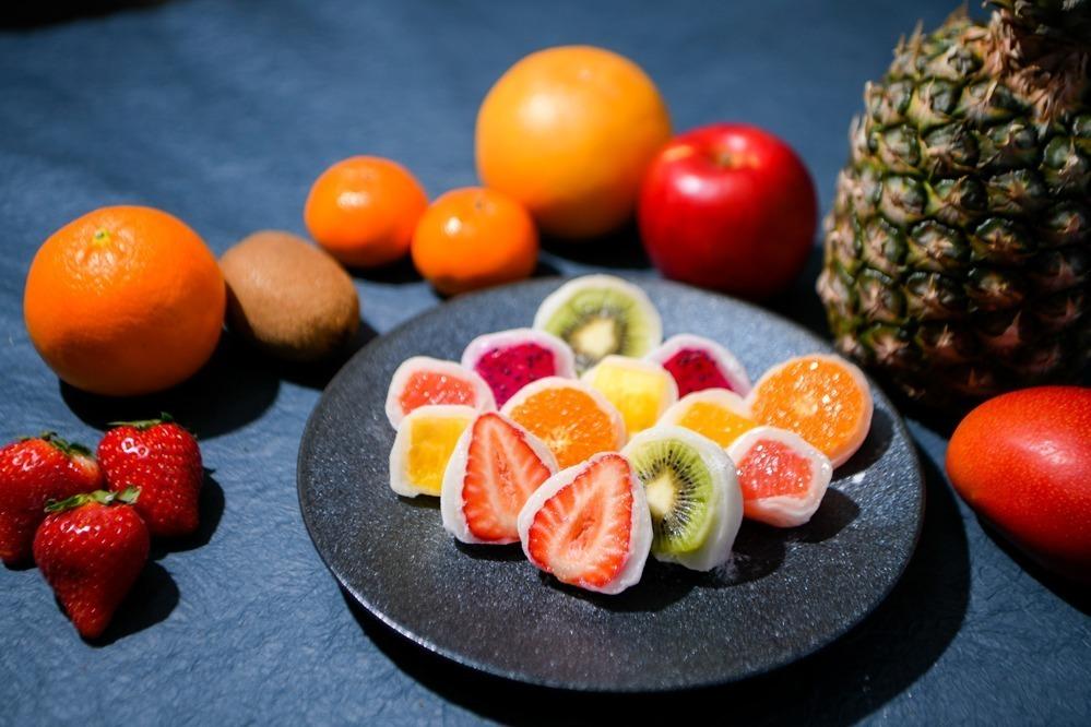 フルーツ大福に入っているフルーツは何が好き?