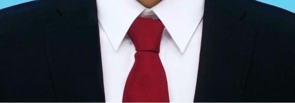 インターンシップでの証明写真提出があるのですが、このネクタイの結びは緩いでしょうか?