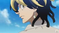 東京リベンジャーズのアニメの一虎の髪少しおかしくないですか? これって改善されたりしないんですか?