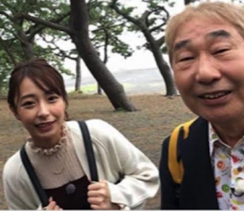 宇垣美里さんと蛭子さんは付き合っているんですか?