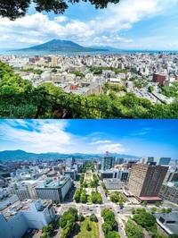 鹿児島市と札幌市、どちらかならどちらに住みたいですか? 寒暖。  . 沖縄県さえのぞけば最も南の都道府県である鹿児島県、その中で最も人口も多く栄えている都市である鹿児島市。 それに対して、最も南の都道府県である北海道、その中でも最も人口も多く栄ええている都市である札幌市。   鹿児島市は年間平均気温が約19度と暖かく海水浴やプールを楽しめる期間が長く、鹿児島駅には新幹線も停まります。 さらに...