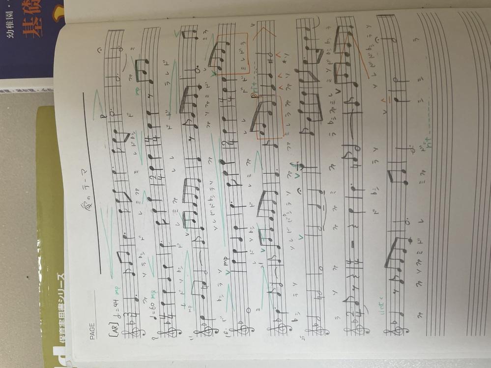 ヘ長調(シにフラットがついてます。ソプラノリコーダーがラで終わってるので、恐らくヘ長調だと…) 音楽の授業で、「愛のテーマ」という曲をソプラノリコーダーとアルトリコーダーで弾きました。 ソプラノリコーダーの楽譜を添付させていただきます。 この曲をYouTubeで探していると共に、作者や何の主題歌か…など詳しい説明が知りたいと思っております。よろしくお願い致します ♀️