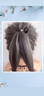 この髪の色にしてもらいたいとき、美容室に言ったらなに色と言えば伝わるでしょうか?