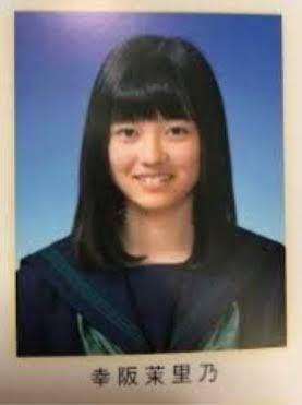 幸坂茉莉乃ちゃんって写真、動画よりも卒アルが一番可愛くないですか?卒アルを見て衝撃を受けました。櫻坂