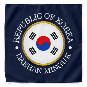 大韓民国と朝鮮民主主義人民共和国の英訳にはofが入ります。両方の先頭にtheは付くのですか? また、英語の文頭でなくてもtheはTheと頭文字を大文字にする必要はありますか?