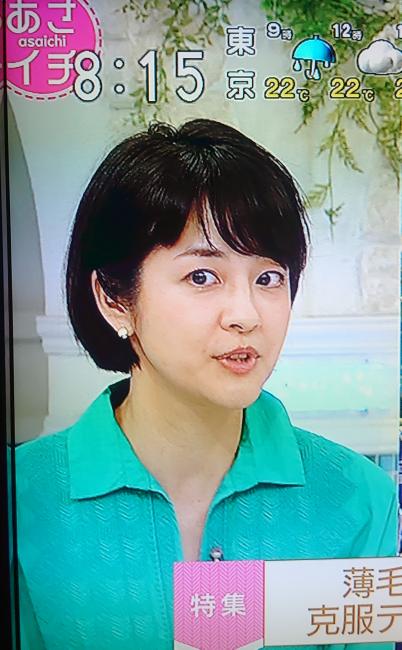 鈴木奈穂子アナのお色気、仕事前のやる気をもらえましたか?