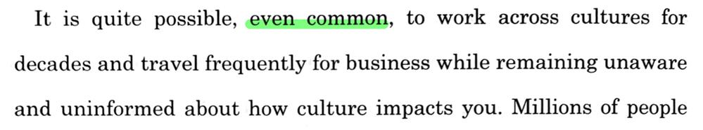 この英文のカンマについて教えてください。 この英文の補語Cはpossibleとcommonと参考書の解説に載っていたのですが、補語が2つあるならC1とC2をandで繋がなければならないですよね? なぜカンマで繋がれてるのでしょうか?