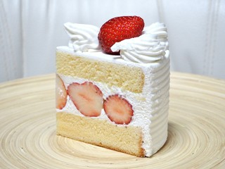 イチゴショートケーキとモンブランではどちらが好きですか?