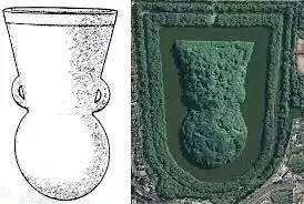 仁徳天皇陵がマナの壺に似すぎているという説がありますが あれは何の意味が有るのでしょうか?