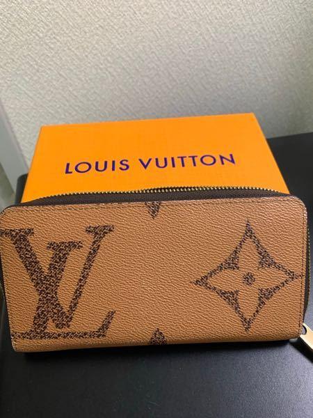 LOUIS VUITTONの財布について質問です! 下記の画像の財布なんですが、シリアルナンバーが「CA6008」です。 コピー品でしょうか?