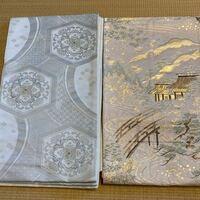 加賀友禅の黒留袖や色留袖に、コチラの帯は合いますでしょうか?