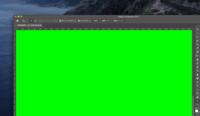 Photoshopを起動した時の画面のバグについて Photoshopをアップデートしたところ、データを開くと画面が黄緑色になり操作ができなくなりました。再起動、強制終了、アプリを削除して再度読み込んでも直りません。新規画面、データともに映らないのですが、どうしたら直りますか? 今までアップデートしてもこのようなことが起こらなかったので心配です。 画面のスクショを添付しますので、同じような経...