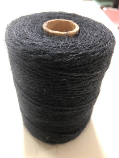 麻紐なのですが糊付けが強くて糸端がどこなのか全くわかりません。 通常はどのあたりが糸端なのでしょうか。。