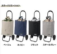 写真のような買い物カート(バッグ)について。 買い物に徒歩で行くときに使うようなショッピングカートは主に高齢者の方が使うものなのでしょうか。 30代40代で買い物の時に使っている方はいますか?