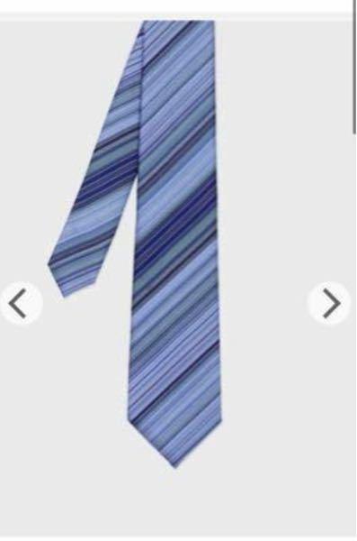他大院入試のネクタイでこの柄はまずいですか?