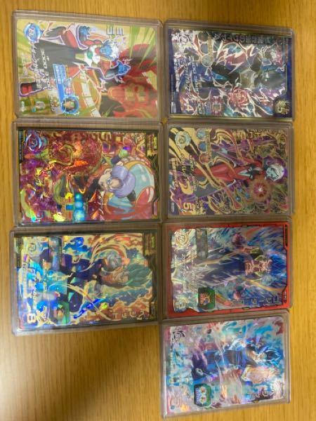 ドラゴンボールヒーローズ デッキについてです。 3000円ぐらいまでで買った方がいいカード教えてください。