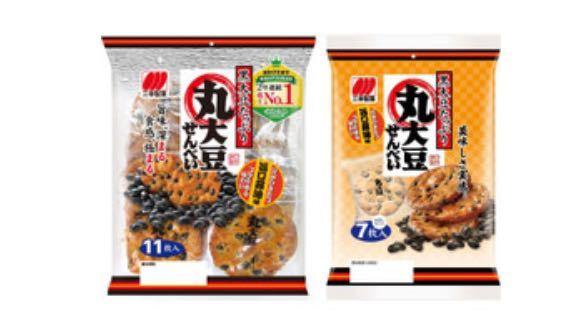 7/12に販売開始の三幸製菓 丸大豆せんべい 旨口醤油味 食べてみたいですか?