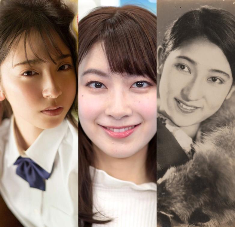 私が好きなアイドルは金村美玖、女子アナは檜山沙耶、女優は伏見信子ですが、そんな私にオススメの女性芸能人はいますか?