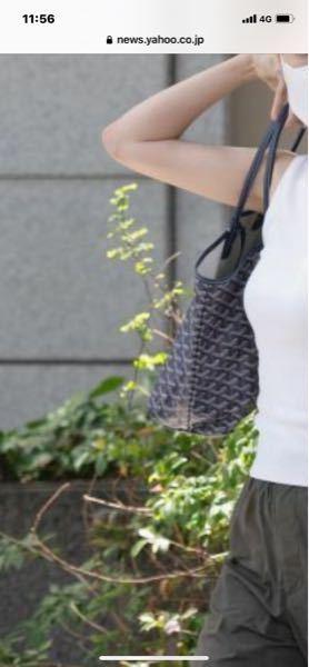 このバッグのブランド教えてください。