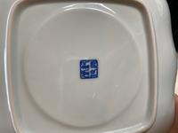 このお皿の裏印を調べています。 わかる方いらっしゃいますでしょうか(TT)