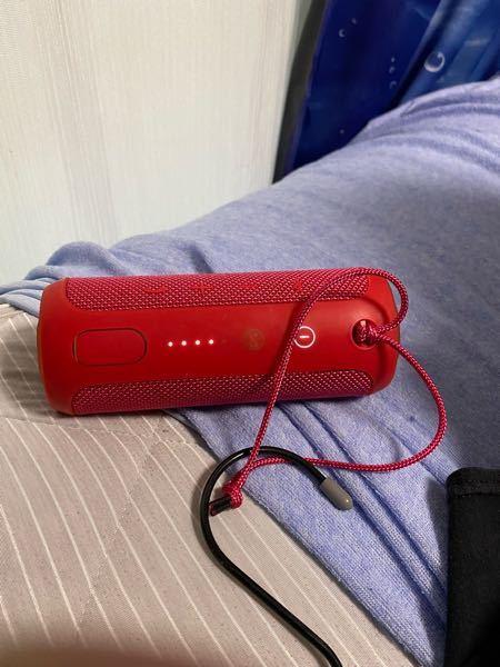 このJBLの防水スピーカーが長い事使っていなかったら、 Bluetooth接続すら出来なくなってしまいました。 ちなみにスマートフォンはiPhone11プロです! どうしたらいいですか?