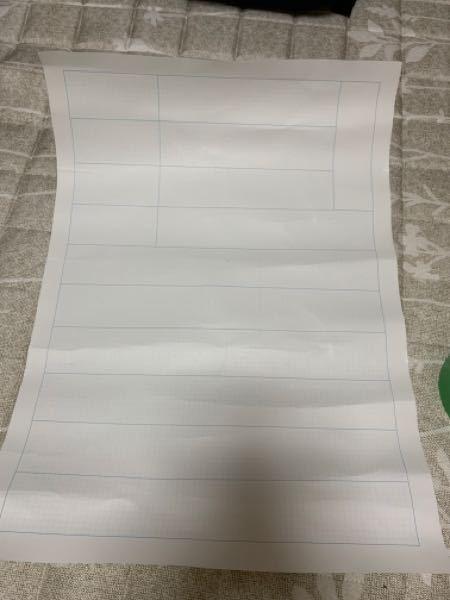中3です。夏休みの宿題で壁新聞と呼ばれる宿題が毎年出されるんですけど、それがめちゃくちゃ面倒くさいんですよ。 めちゃくちゃ大きいくてマス目がすごく小さい紙を渡されて、公民をテーマでこれを全部埋め...