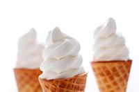 ソフトクリーム、好みの味は何ですか?  ○複数可