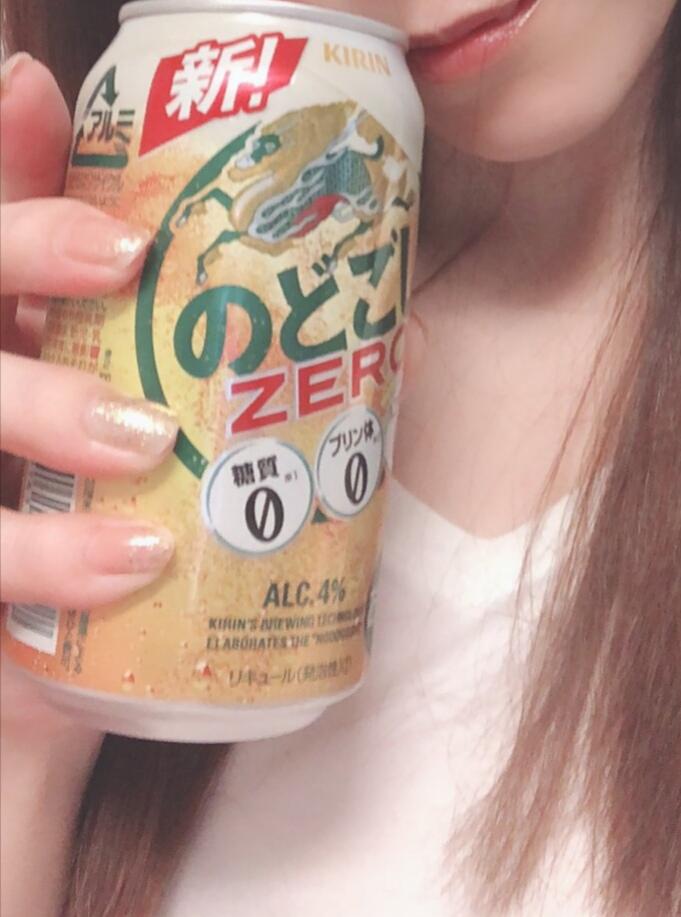 今日は凄く暑かったですね! こんな夜はやっぱりビールですね(^.^) 皆さんの好きなビールは何ですか? 私は、のどごしZERO が好きです!
