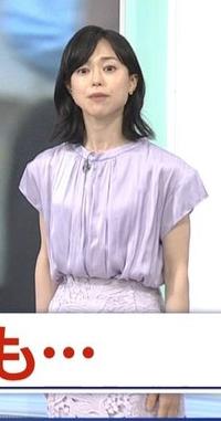 質問です。 1.ニュース7の池田伸子アナ、上下らベンダーの衣装は素敵でしたか?  2.今夜の可愛さ度は如何でしたか(100点満で)?  (◆danさん用◆)