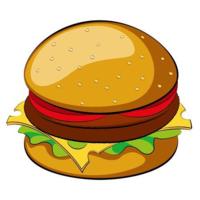 本日7月20日はハンバーガーの日です(*˙˘˙*) 皆さんハンバーガーは好きですか?