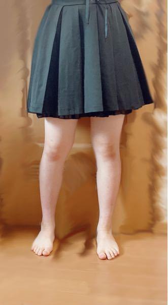 足太いですか…? 太いなって思った方で効果的な痩せ方知ってたら教えて欲しいです!