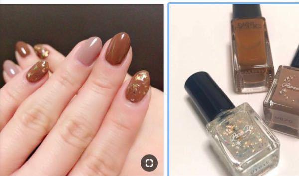 マニキュアについての話です。 親指の色は何色がいいと思いますか? できるだけたくさんの人に教えて欲しいです。