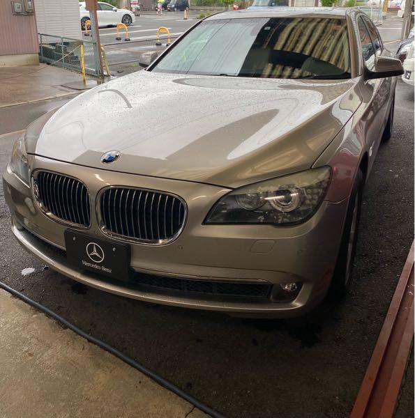 BMWのなんて言うモデルか分かりますか?