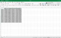 この数値を使って経常収支を折れ線グラフ、その他を棒グラフにした複合グラフを作りたいのですがやり方がわかりません  使っているパソコンはMacBookです。