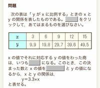 チップ500枚 空欄に入る数字と言葉を教えてください。  1つ目の空欄は9.9か33か3か3.3のどれかが入ります。 2つ目の空欄は、かける、わる、ひく、たす のどれかが入ります。