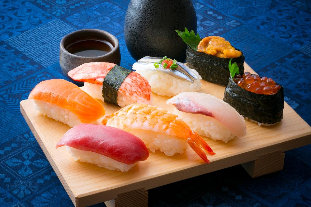 握り寿司のネタ、何が好きですか? ○複数可(画像はイメージ)