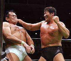 東京五輪の開会式で小橋建太のマシンガンチョップの演出はありますか?