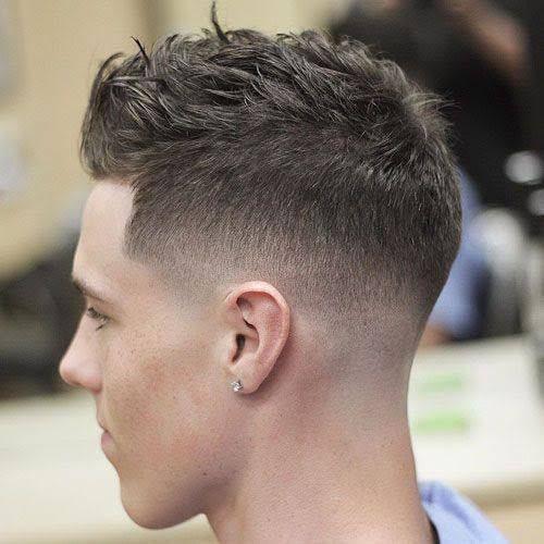 すみません、この髪型にしたいのですがなんと注文すれば良いですかね?