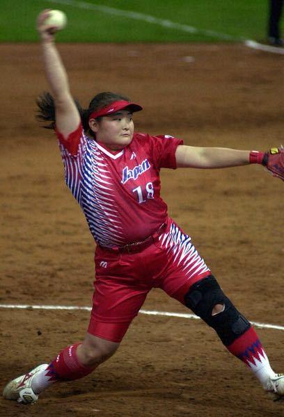 女子ソフトボール日本代表で歴代最高の投手は誰だと思いますか? 私は豊田自動織機の髙山樹里選手ですね。 あのライズボールは分かっていても打てない。