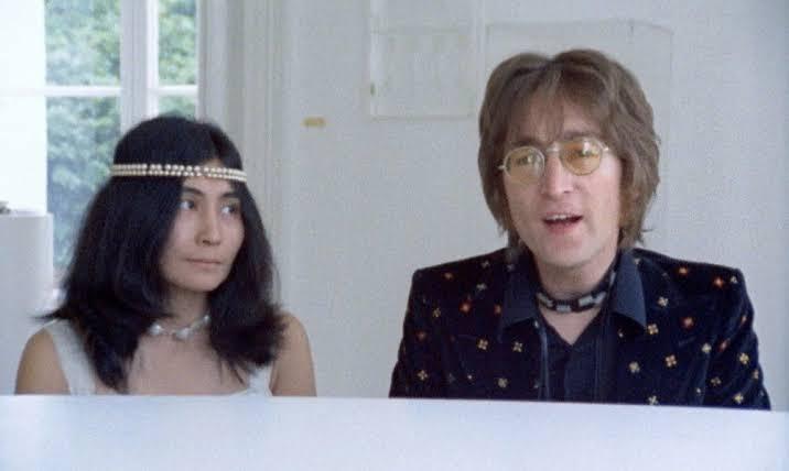 「imagine」のPVのジョン・レノンの髪型はなんという髪型ですか?