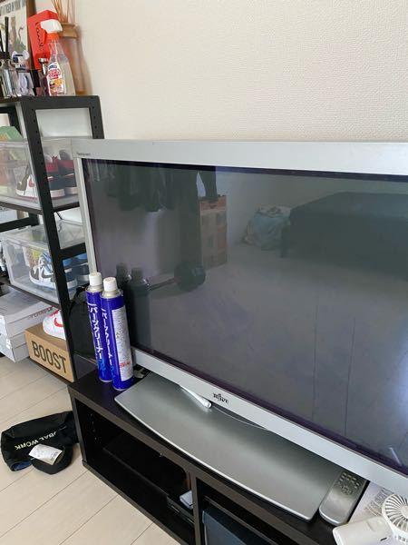 部屋にこのタイプの古いテレビがあるのですが どのように処分すればいいのでしょうか とても重いです。 静岡県西部在住です