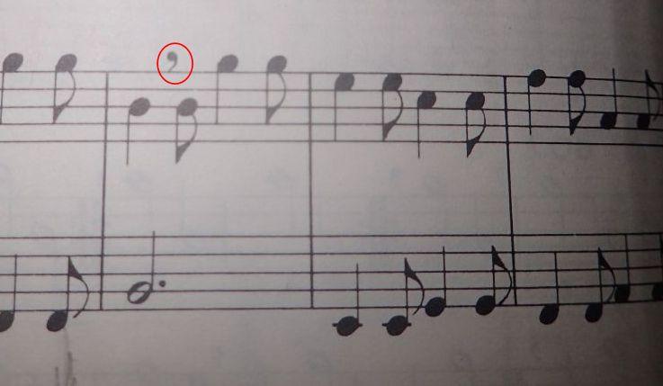 フルートで長い音符は少し短く吹いてそこでブレスすると教わりました しかし、そうしようとしても息がまだ残っていてブレスできません。 どうすればよいでしょうか? ご存知の方教えてください